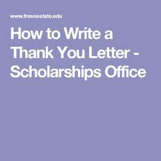 How to write a cover letter to a graduate program